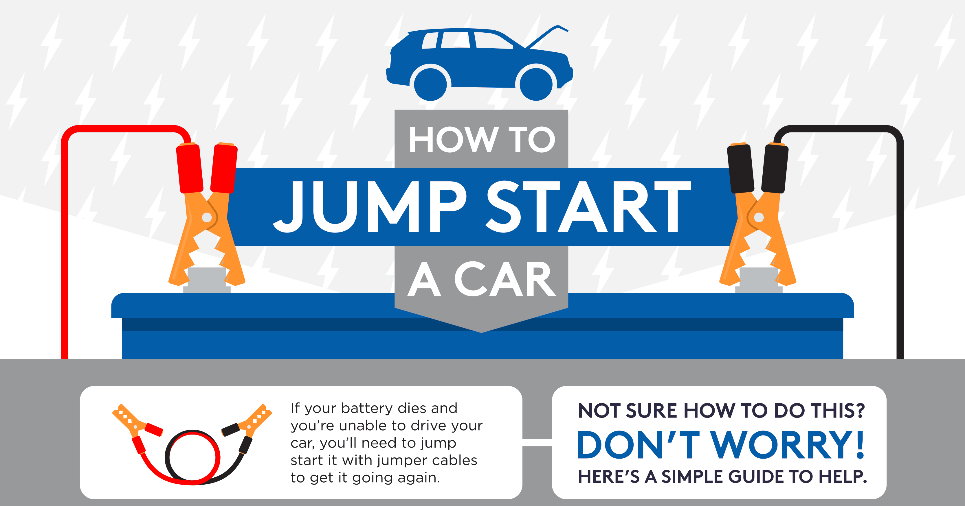How To Jump Start A Car An Easy Guide